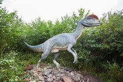 Förhistorisk dinosaurie Arkivbild
