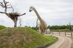 Förhistorisk dinosaurie Royaltyfri Bild