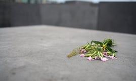förintelseminnesmärke Royaltyfri Foto