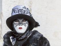 Förklädd person Royaltyfria Foton