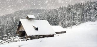 Förlägga för vintersemestrar Royaltyfri Bild
