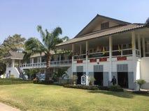 Förlägger högkvarter företaget för det thailändska armélandskapet Khon Kaen Royaltyfria Foton