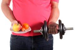 förlora tid att weight arkivbilder