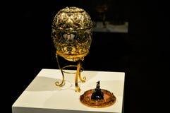 """Förlora-upp av det Faberge ägget av """"Peter det stort"""", Royaltyfria Foton"""