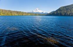 förlorad montering för huv lake Arkivfoto
