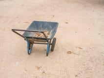 Förlorad vagn Royaltyfria Foton