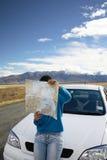 förlorade New Zealand Fotografering för Bildbyråer