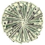 förmögenhethjul Royaltyfri Bild