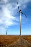 förnybar energi Royaltyfri Bild