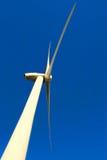 Förnybar vindenergi Arkivfoto