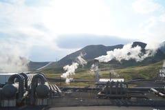 Förnybara energikällorcirkulering Fotografering för Bildbyråer