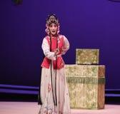 """Förorättad-Kunqu västra Chamber†för opera""""the  Royaltyfria Bilder"""
