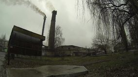 förorening lager videofilmer