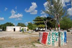 Förorter av Merida/Merida, Mexico Royaltyfri Foto