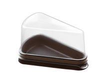 Förpacka för kaka Royaltyfri Fotografi