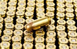 Förråd av ammo Royaltyfria Bilder