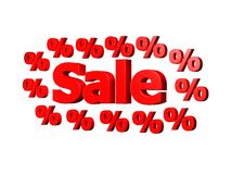 försäljning Arkivfoton