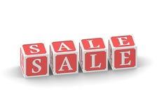 Försäljning Arkivbilder