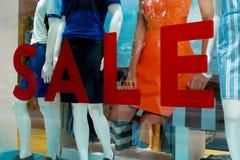 försäljning Royaltyfria Foton