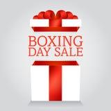 Försäljning för askboxningdag Royaltyfri Foto