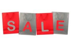 försäljning för clippingbegreppsbana Royaltyfri Fotografi