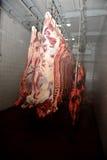 Försäljningar av kött Royaltyfri Foto