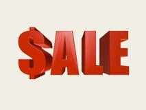 försäljningstecken Fotografering för Bildbyråer