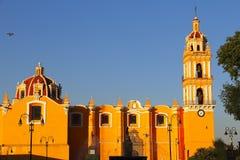 Församling av den San Pedro apostoldroppen Royaltyfri Foto