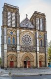 Församling av vår dam, Bayonne, Frankrike royaltyfri bild