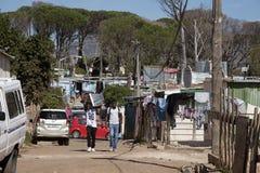 FÖRSAMLING Sydafrika för IMIZAMO YETHU Arkivfoton