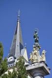 Församlingkyrka av St James, Ljubljana 3 Royaltyfria Bilder