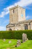 Församlingkyrka av St Mary Magdalene Royaltyfria Bilder