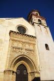 Församlingkyrka, Sanlucar de Barrameda Royaltyfria Bilder