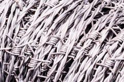 förse med en hulling rulltråd Royaltyfri Fotografi