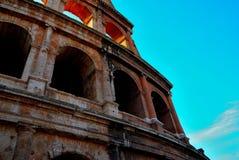 Förslag av colosseumen Royaltyfri Foto