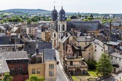Försommar i Frankrike Royaltyfria Foton