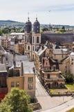 Försommar i Frankrike Royaltyfria Bilder