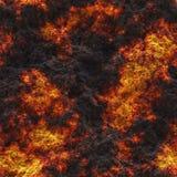 Förstör den smälta naturmodellen texturerad abstrakt begrepp Arkivfoto