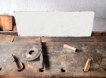 Förstörd fabrik Fotografering för Bildbyråer