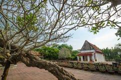 Förstörd gammal tempel Royaltyfri Foto