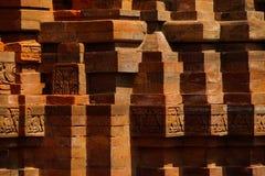 F?rst?rd slott av Champa arkivfoto