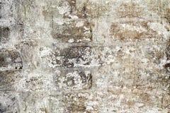 Förstört gammalt abstrakt begrepp för texturväggbakgrund Arkivfoto