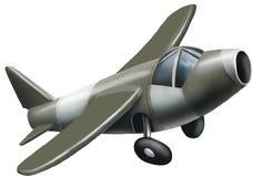 Först strålflygplan Royaltyfri Foto