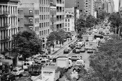 Första aveny Fotografering för Bildbyråer