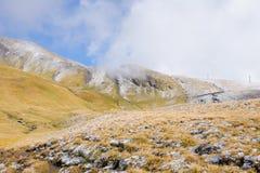 Första berg, Schweiz Royaltyfria Foton