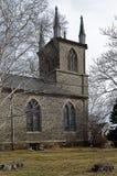 Första församlingkyrka i Taunton, Massachusetts arkivbilder