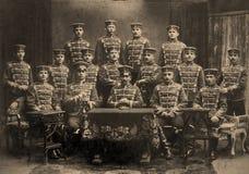 Första foto för världskrig Royaltyfri Fotografi