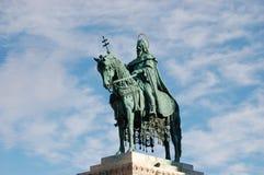 första konung Royaltyfri Foto