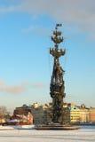 första monument peter Royaltyfria Bilder