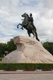 första monument peter Royaltyfri Fotografi